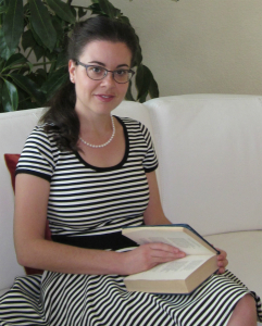 Lena Rabinovich, English Tutor